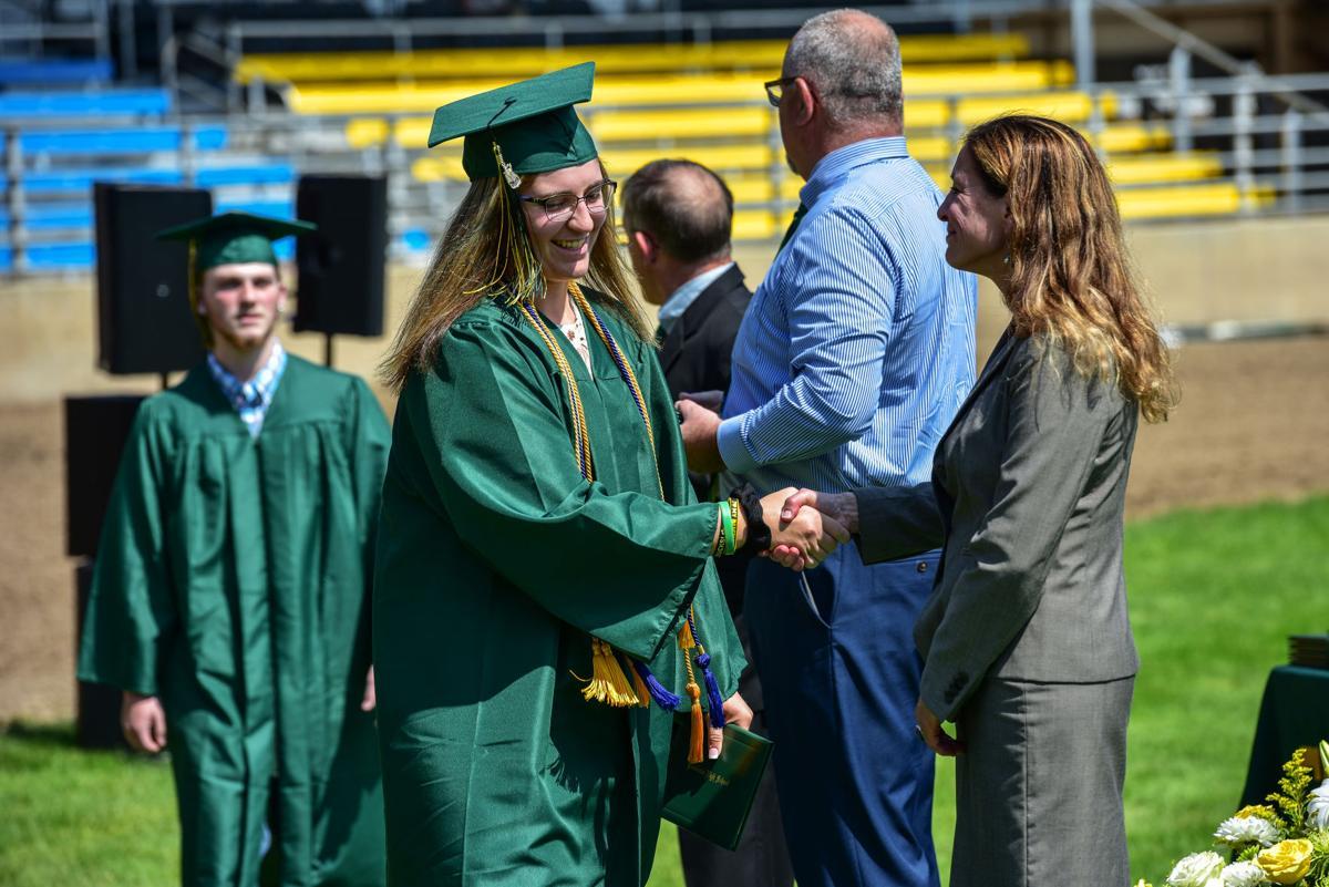 Pendleton Graduation 2