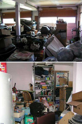 2009 Entry 7: Yikes Clutter Galore