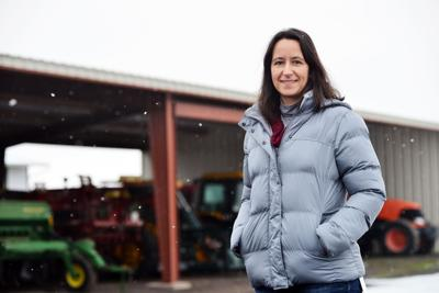 PENDLETON Weed scientist places roots in Pendleton