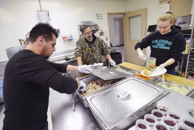 Salvation Army prepares to feed 200