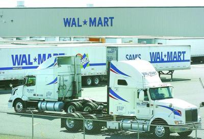 Former employee sues Walmart for $2 million