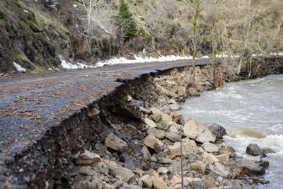 Flood Damage – Bingham Road