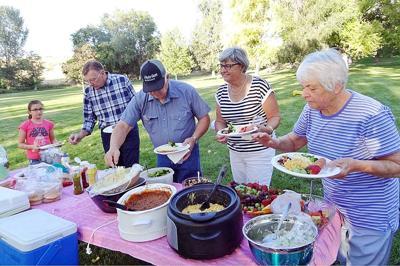 HERMISTON Altrusans cook up changes to increase membership