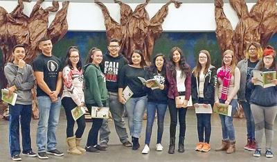 BOARDMAN Riverside students go 'Into the Woods'