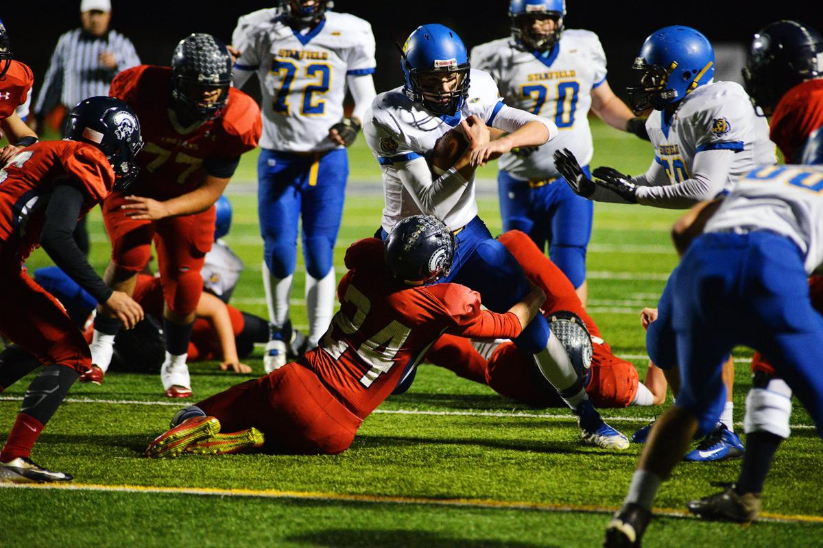 Stanfield's historic run ends