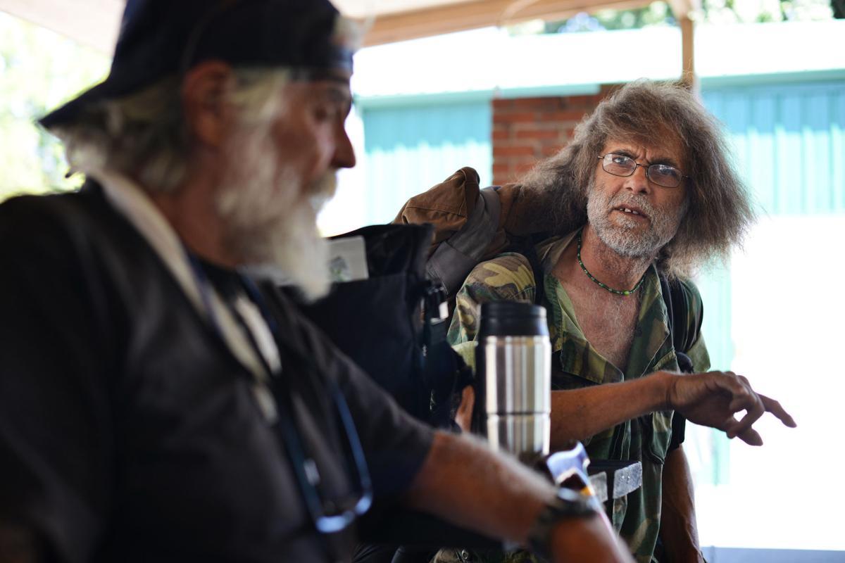 Homeless in Pendleton