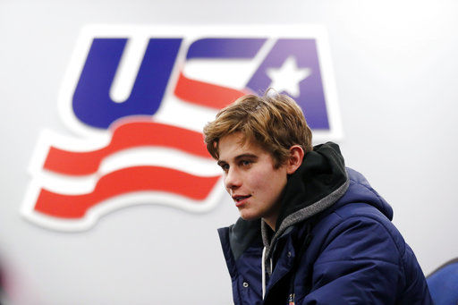 USA Hockey's Jack Hughes expected No. 1 pick in NHL draft