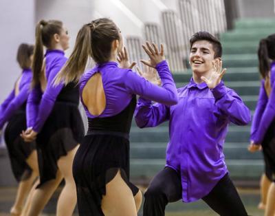 Rhythmic Mode to present dance routine
