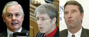 Congressional race shapes up