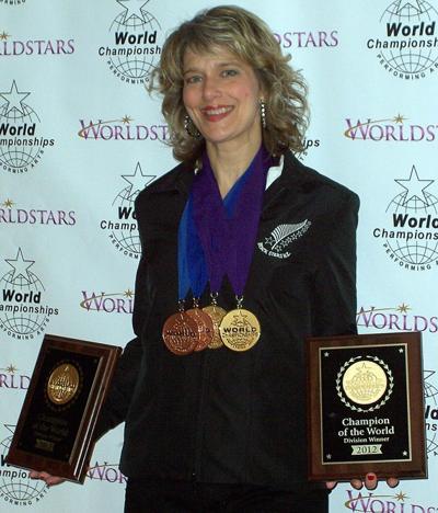 PHS grad receives awards  at Hollywood contest