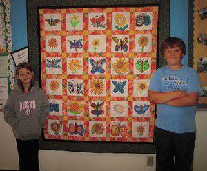 Crafts king at Washington Elementary