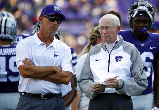 Status of most Big 12 coaches not in air even with KU change