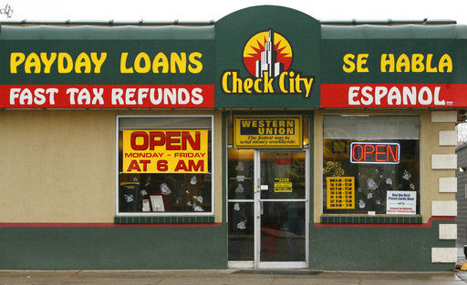 Advance pay service may reduce use of payday loans