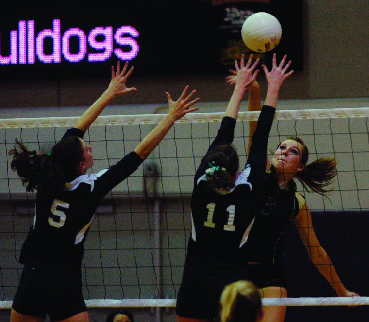 Spartans sweep Dawgs from playoffs