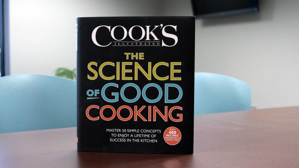 Christopher Kimball Explores the Science of Food