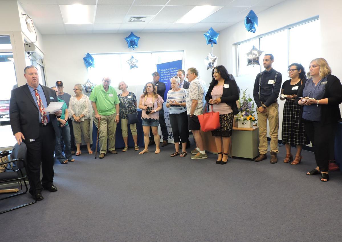 Hermiston Eastern Oregon Telecom celebrates new building, ownership