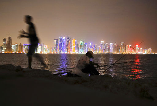 Qatar's evolution a work in progress as 2022 World Cup nears