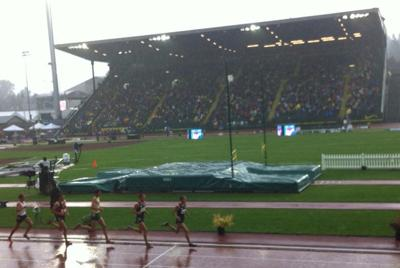 Eugene To Host 2016 Olympic Track And Field Trials