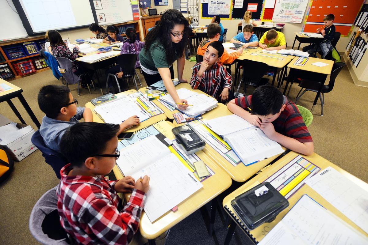 Minority students outnumber minority teachers
