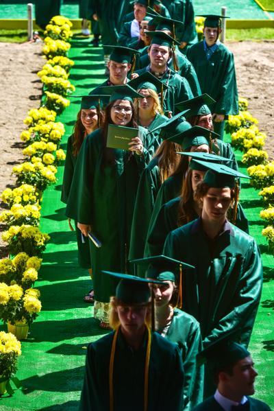 Pendleton Graduation