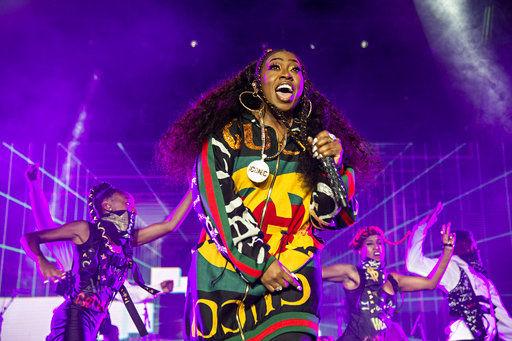 Missy Elliott on Songwriters Hall nod: 'I feel so blessed'