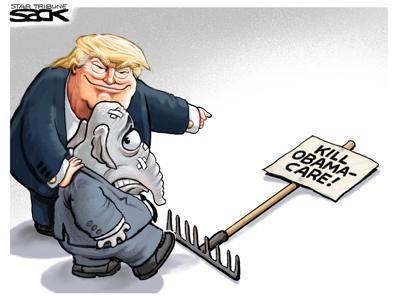 Health care trap