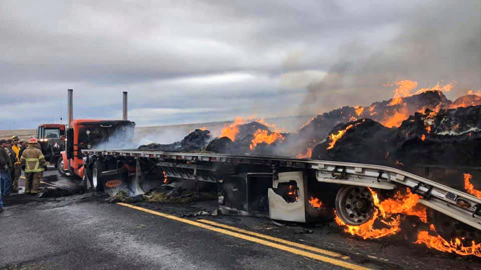 Truck Fire Caused Highway 207 Closure Thursday Local News