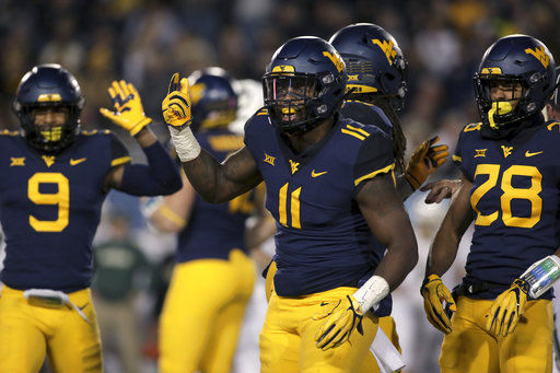 AP All-America Watch: WVU's top tackler; UCLA's talented TE