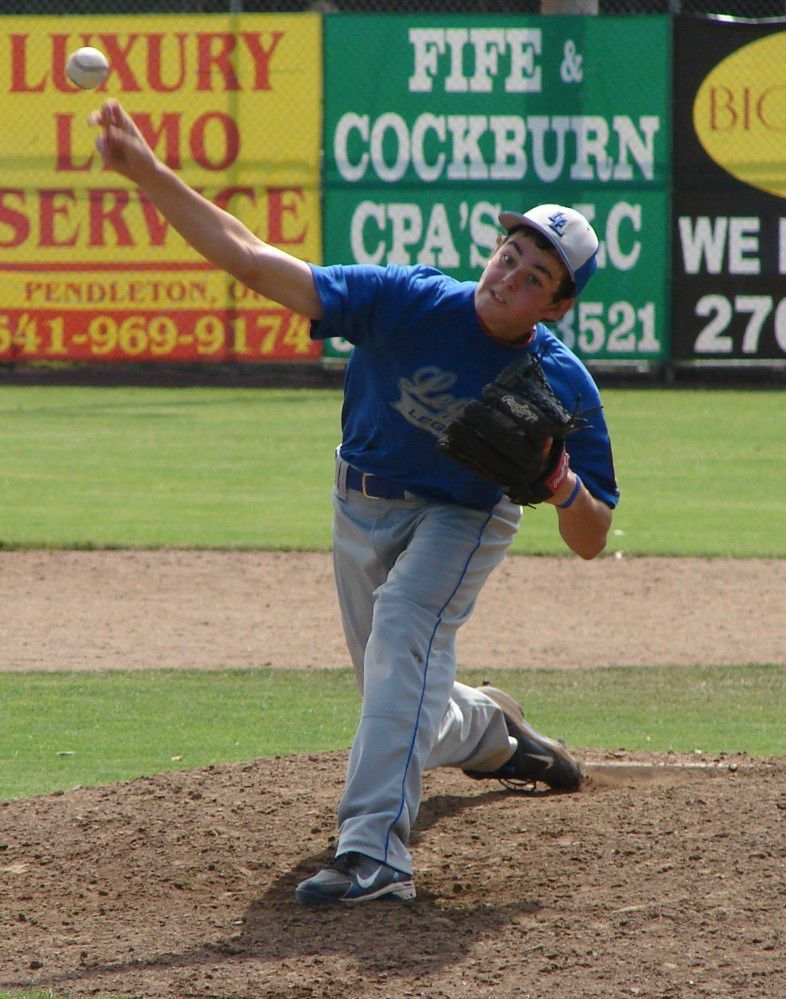 Legion baseball: Legends leap into title game