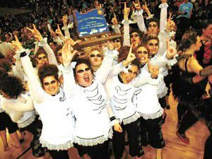 Pendleton dances to state title