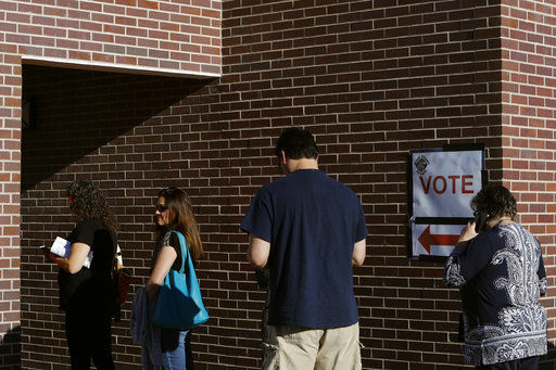 The Latest: Nevada county voters reject bid to boot brothels