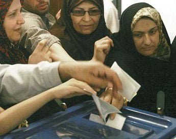 Heavy turnout predicted as Iranians vote