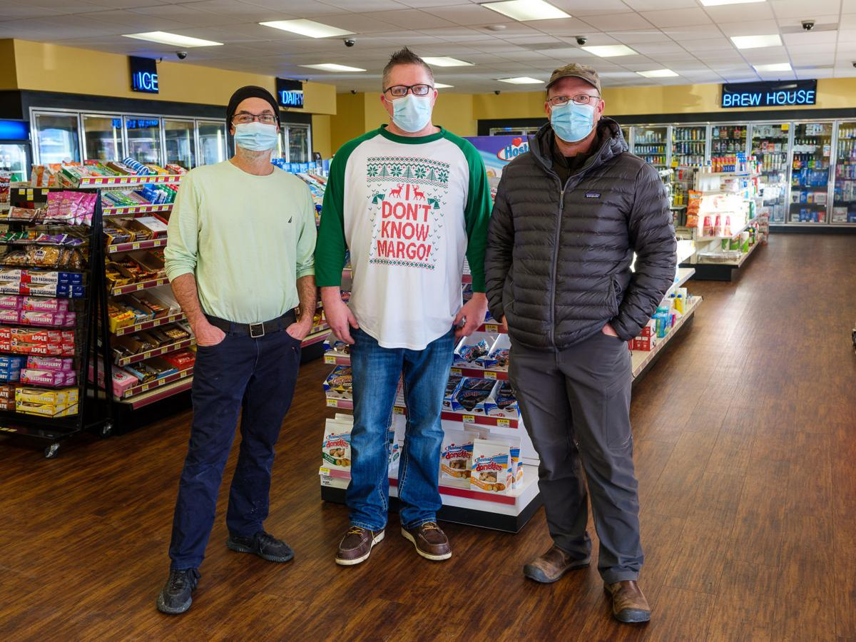 One Stop (with masks)