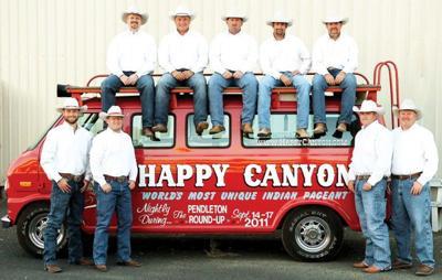 2011 Happy Canyon directors