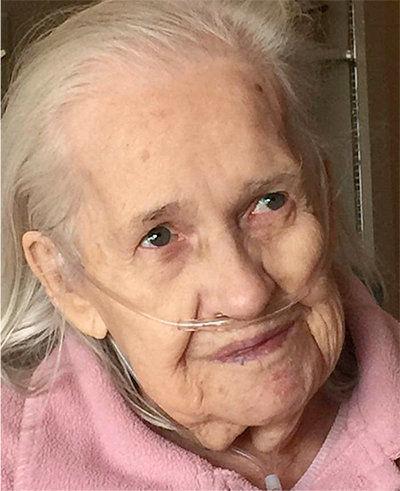 Ruth M. Engum Echo August 2, 1929 - October 29, 2018