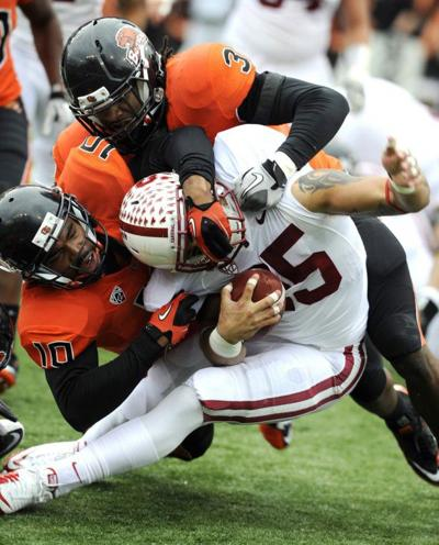 Beavers review hits on the field, prepare for Cal