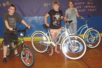 Students earn ride home