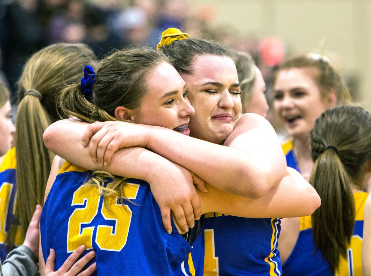 2A state hoops | Mustangs rally, emerge as 2A champions