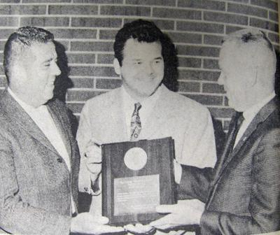 Vault Leuhrs Award