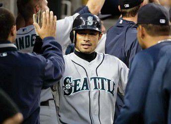 Ichiro's homer does the trick