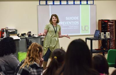 Promoting student mental health