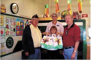 Students, VFW and Elks team up for the holidays