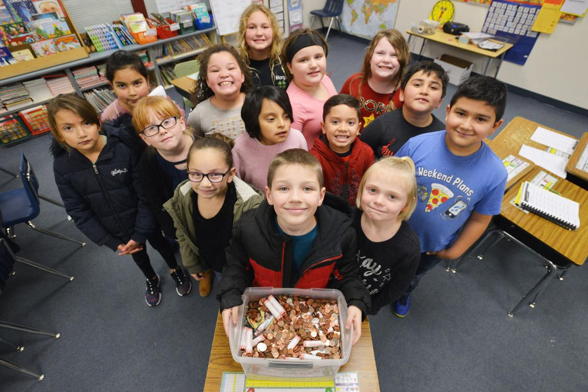 Harvesting the power of pennies
