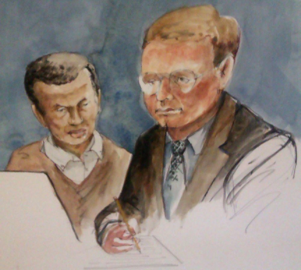 Jury Selection Under Way In Christmas Tree Bomb Plot Trial