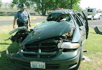 Rest area wreck injures two | Local News | eastoregonian com