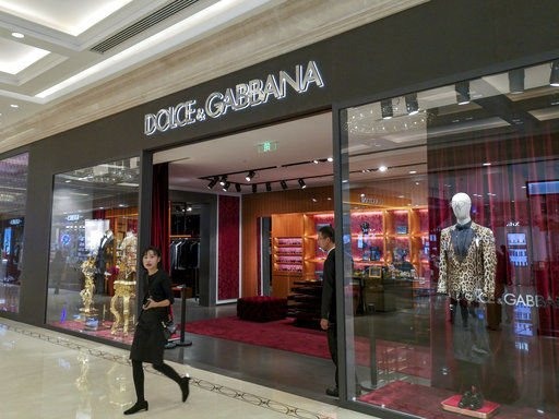 Dolce&Gabbana accused of insulting China; blames hackers