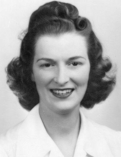 Rhoda Hughson Vaughan Walla Walla August 8, 1918-January 5, 2015