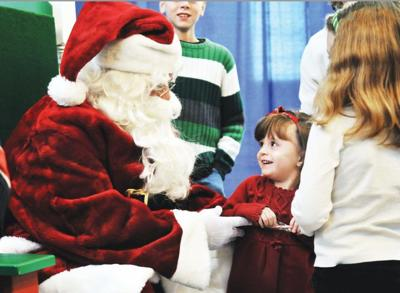 Recreation department ushers in holiday fun