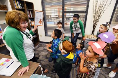 PENDLETON  Early literacy seeing boost since PELC opening