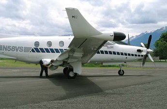 SeaPort pitches charter flights